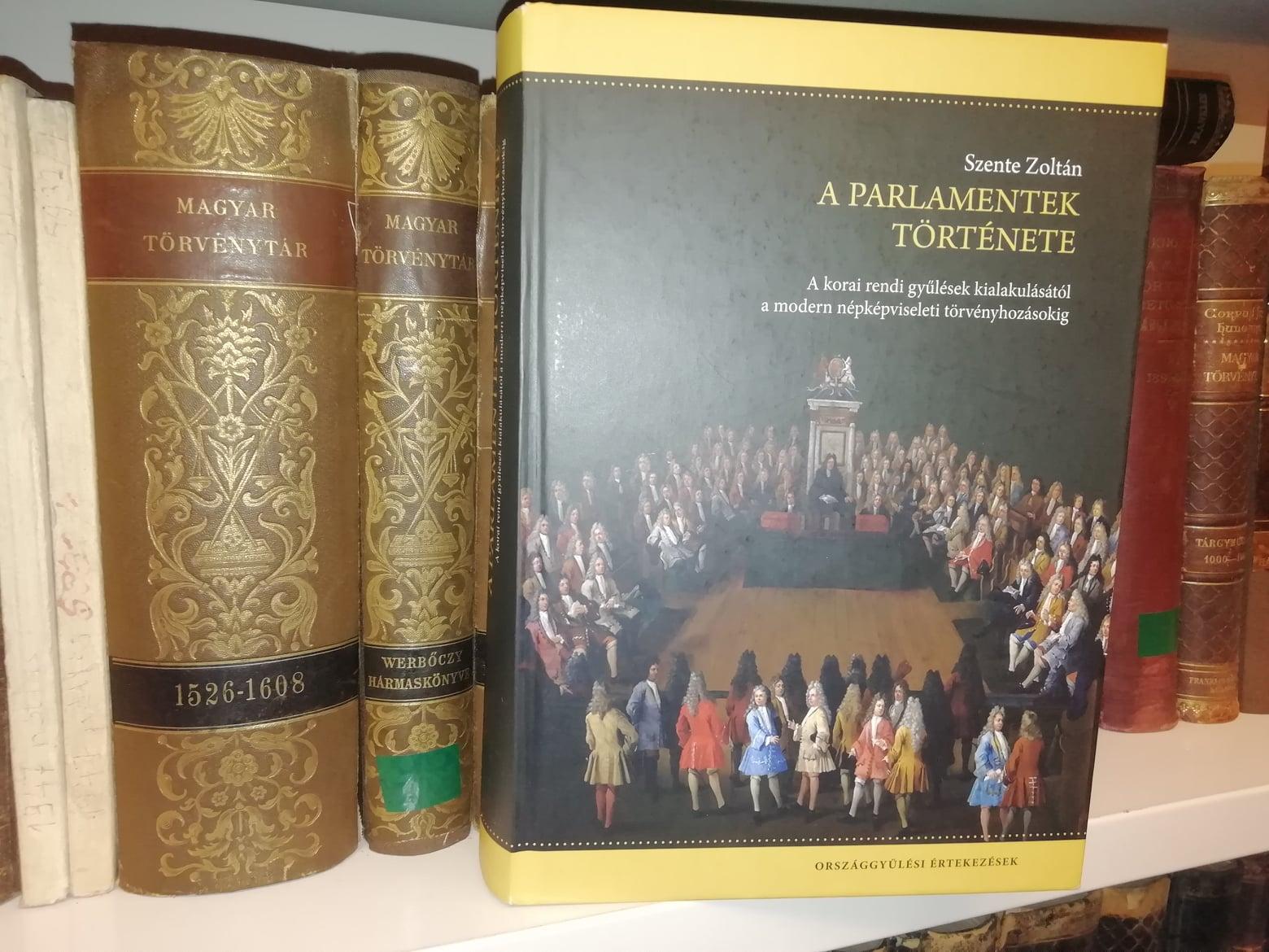 A parlamentek története
